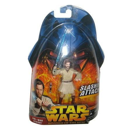 Star Wars Revenge of The Sith Obi-Wan Kenobi Action Figure #01
