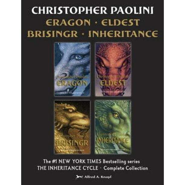 The Inheritance Cycle 4 Book Collection Ebook Walmart Com Walmart Com