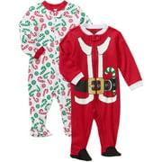 Holiday Time Seasonal Boys Sleep And Play