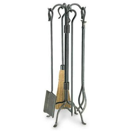 Pilgrim Hearth Shepherd's Crook 5 Piece Fireplace Tool Set (Shepherd's Crook For Sale)