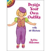 Dover Publications Design Your Own Outfits