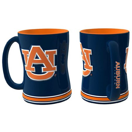 Auburn Tigers Coffee Mug - 15oz Sculpted - image 1 de 1