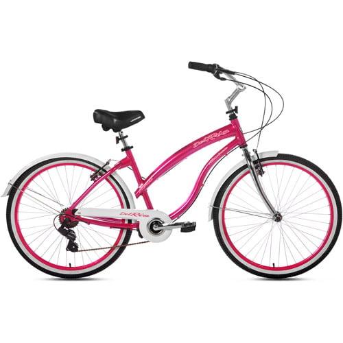 "26"" Kent Del Rio Women's Cruiser Bike, Magenta by"