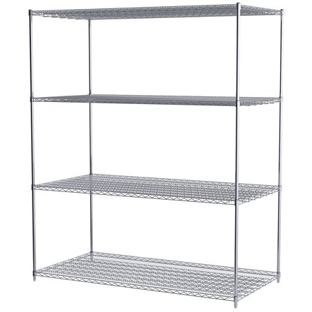 Akro Mils Wire Shelving Unit Shelf