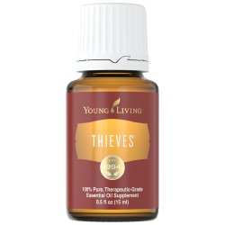 Thieves 15 Ml Essential Oil By Young Living Essential Oils