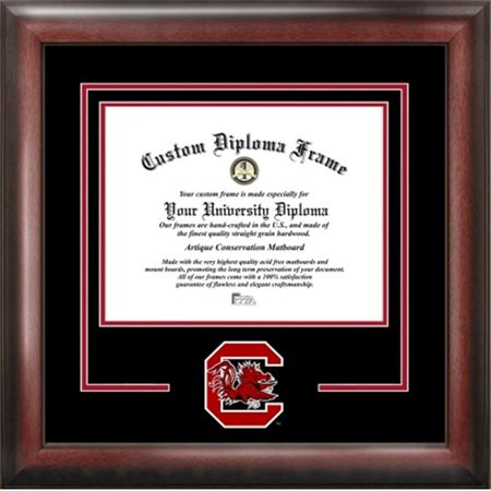 University Of South Carolina Spirit Diploma Frame