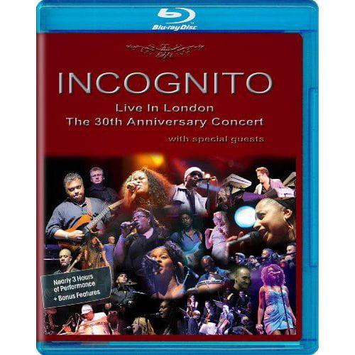 Incognito: Live In London - The 30th Anniversary Concert (Blu-ray)