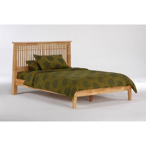 Night & Day Furniture Spices Bedroom Slat Headboard