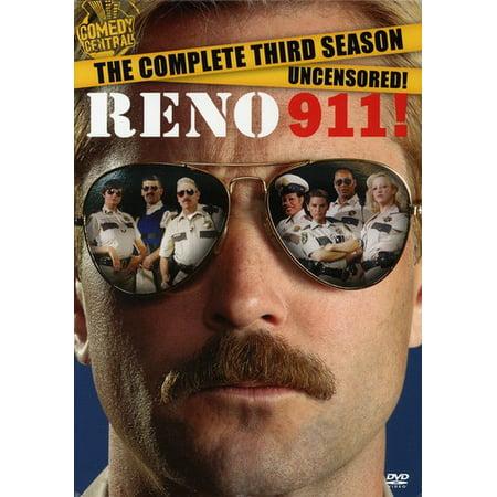 Reno 911  The Complete Third Season