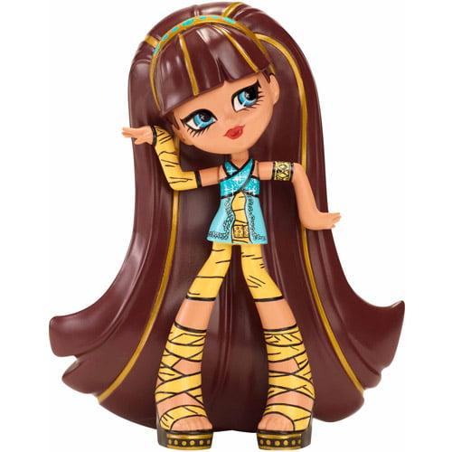 Monster High Cleo De Nile Vinyl Figures by