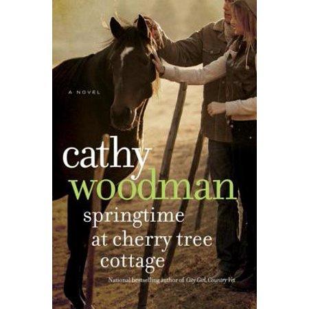 Springtime at Cherry Tree Cottage: A Taylton St. George Novel -