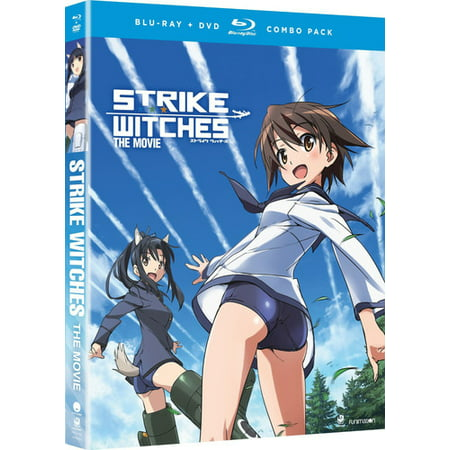 Strike Witches the Movie (Blu-ray + DVD) - Best Halloween Movies Witches