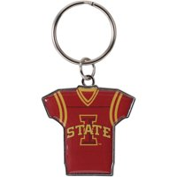 Iowa State Cyclones Reversible Home/Away Jersey Keychain - No Size