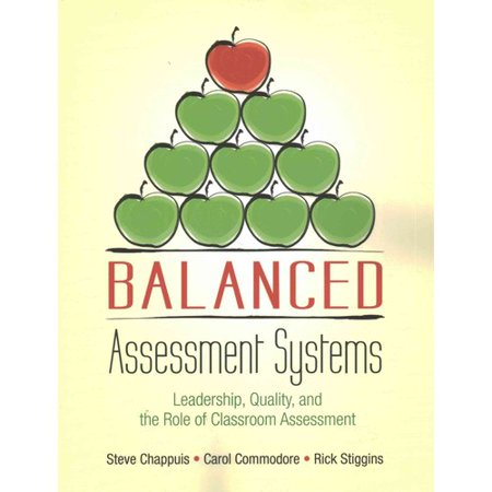 Balanced Assessment Systems  Leadership  Quality  And The Role Of Classroom Assessment