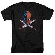 Jla - Crossed Swords - Short Sleeve Shirt - XXX-Large