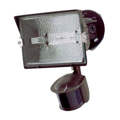 Cooper Lighting Motion Sensor Halogen Light