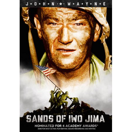 Sands of Iwo Jima (DVD) - Sand Shark Movie