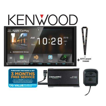 Kenwood Dmx905s 6 95 Apple Carplay Android Auto With Siriusxm