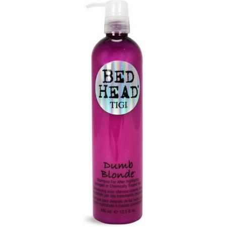 TIGI Dumb Blonde After Highlights Shampoo 13.5 oz