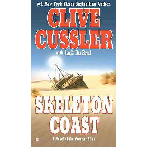 Skeleton Coast: A Novel of the Oregon Files