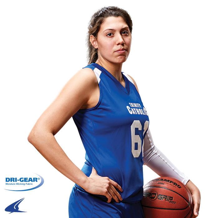 Champro Free Toss Basketball Jersey - Women's