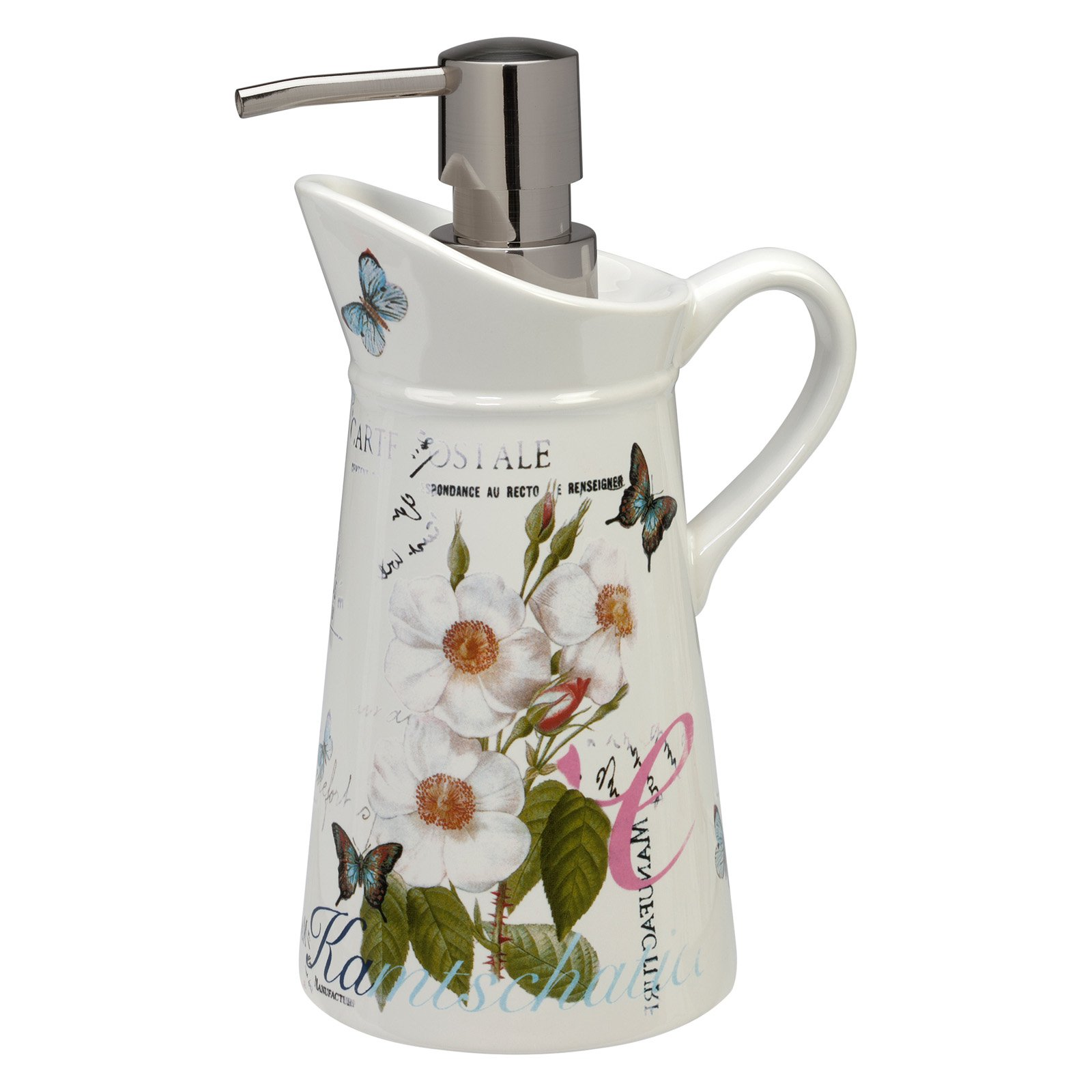 Creative Bath Products Botanical Dairy Lotion Pump