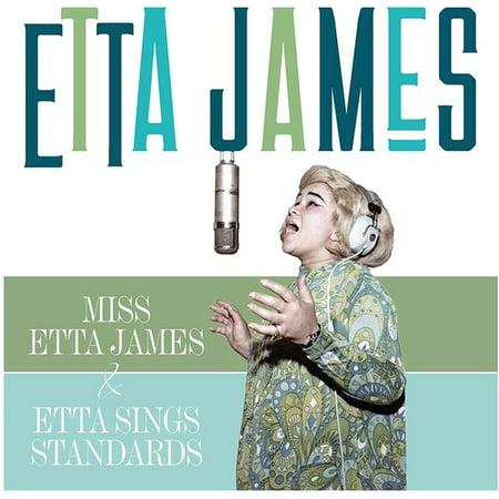 Miss Etta James & Etta Sings Standards (Vinyl) ()