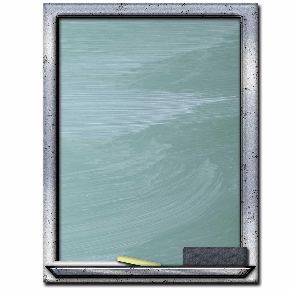 Chalkboard Letterhead Laser & Inkjet Printer Paper