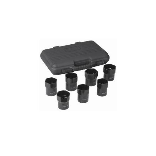 OTC OTC4542 7 Piece Wheel Bearing Locknut Socket Set