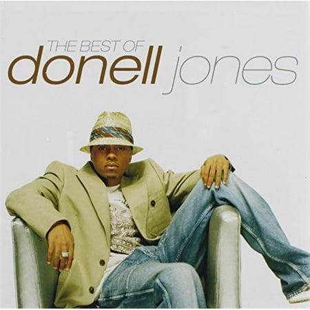 The Best of Donell Jones (CD)