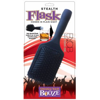 FLASK-BRUSH](Novelty Flasks)