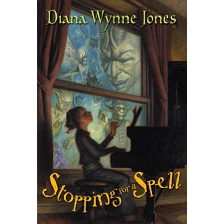 Stopping for a Spell - eBook - Spell Books For Halloween