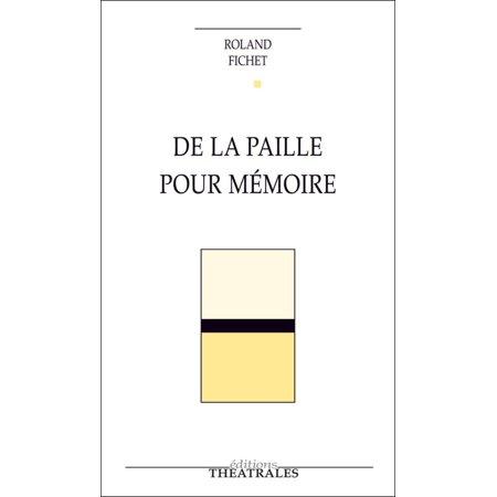 De la paille pour mémoire - eBook