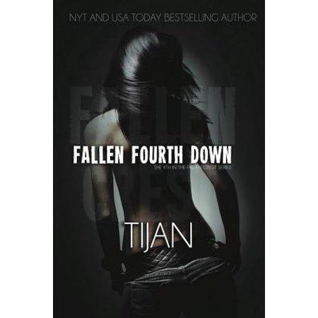 Fallen Fourth Down : Fallen Crest Series, Book 4