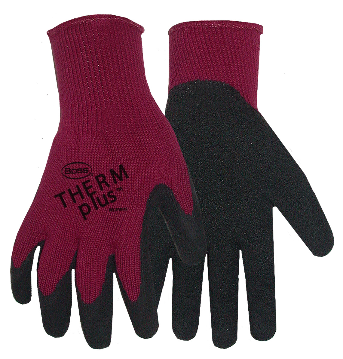 Boss Gloves 8435B Small Women's Therm Plus Stretchable Gloves