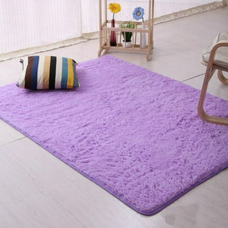 Nk Home Rug 63x47 2 Inch Ultra Soft Rectangular Area Rug Fluffy