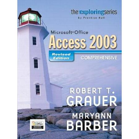 Microsoft Office Access 2003 Comprehensive - Microsoft Office 2003 Brief