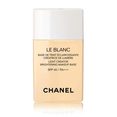 CHANEL LE BLANC LIGHT CREATOR BRIGHTENING MAKEUP BASE SPF 40/PA +++ # 20 (Chanel Le Blanc Intensive Spot Treatment Review)