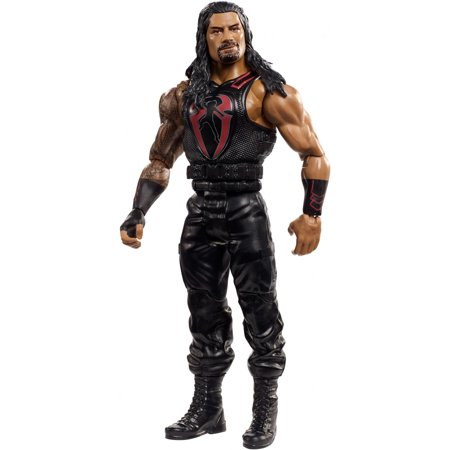 Wwe Memorabilia (WWE Top Picks Roman Reigns 6-Inch Action Figure with Life-Like)
