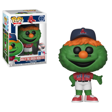 Funko POP! MLB: Wally The Green Monster