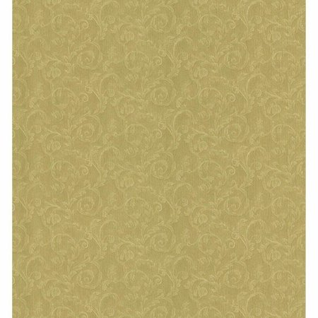 Lucky Day Althea Light Brown Small Scroll Wallpaper (Diy Scroll)