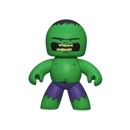 Marvel Mighty Muggs Series 2 Figure Hulk, Marvel Mighty Muggs vinyl collectible figure line from Hasbro By Hasbro From (Hulk Vinyl)