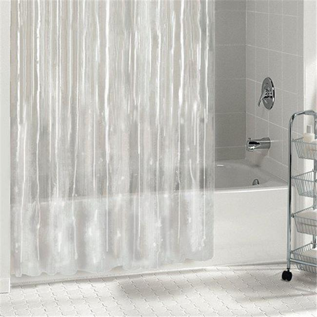 Ex Cell 040O0 6005 960 70 X 72 In Clear Vinyl Shower Liner