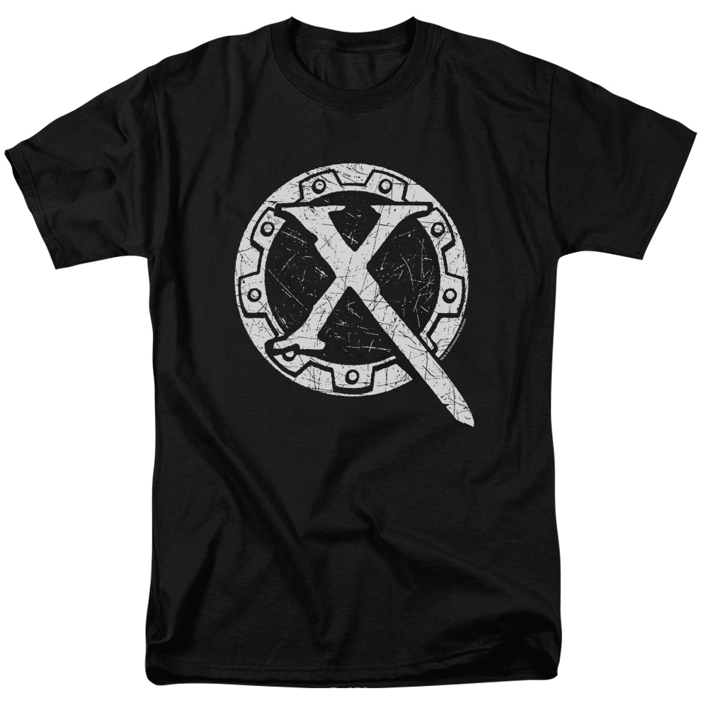 Xena Warrior Princess Sigil Mens Short Sleeve Shirt