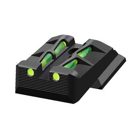 Hiviz Ruger Ap Lightwave Rear Sight