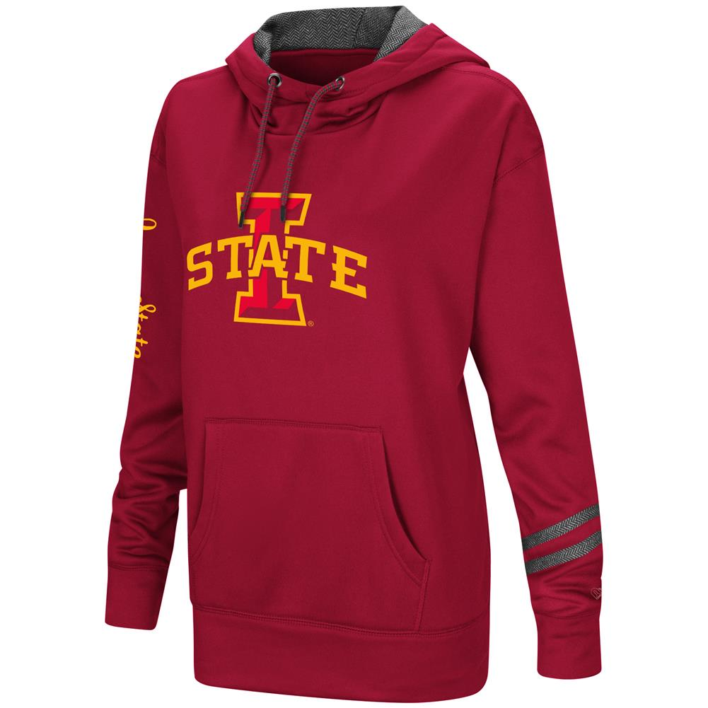 Women's Performance Pullover Iowa State Cyclones Hoodie
