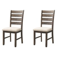 Picket House Furnishings Dex Ladder Back Side Dining Chair - Set of 2