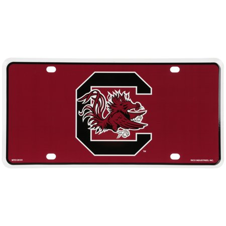 South Carolina Gamecocks™ Decorative License - East Carolina License Plate