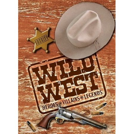 Wild West Playing Card Deck