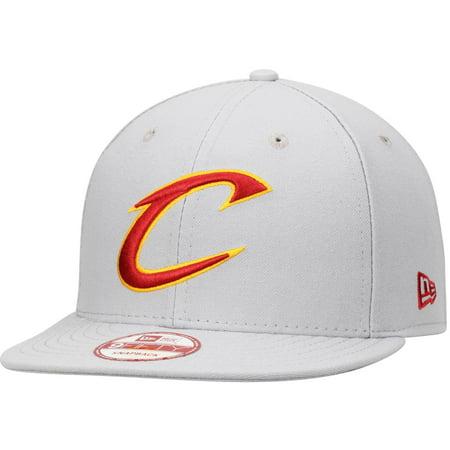 Cleveland Cavaliers New Era 2016 NBA Finals Champions 9FIFTY Snapback Adjustable Hat - Gray - - OSFA